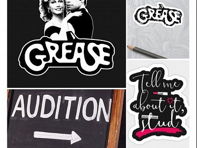 AUDITION TIL GREASE