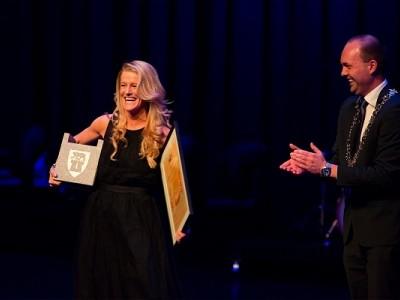 Malin Schavenius tildelt Kulturprisen 2016