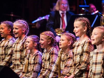 Lindgren-konserter Med DNBE